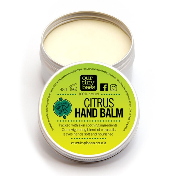 Our Tiny Bees Hand Balm