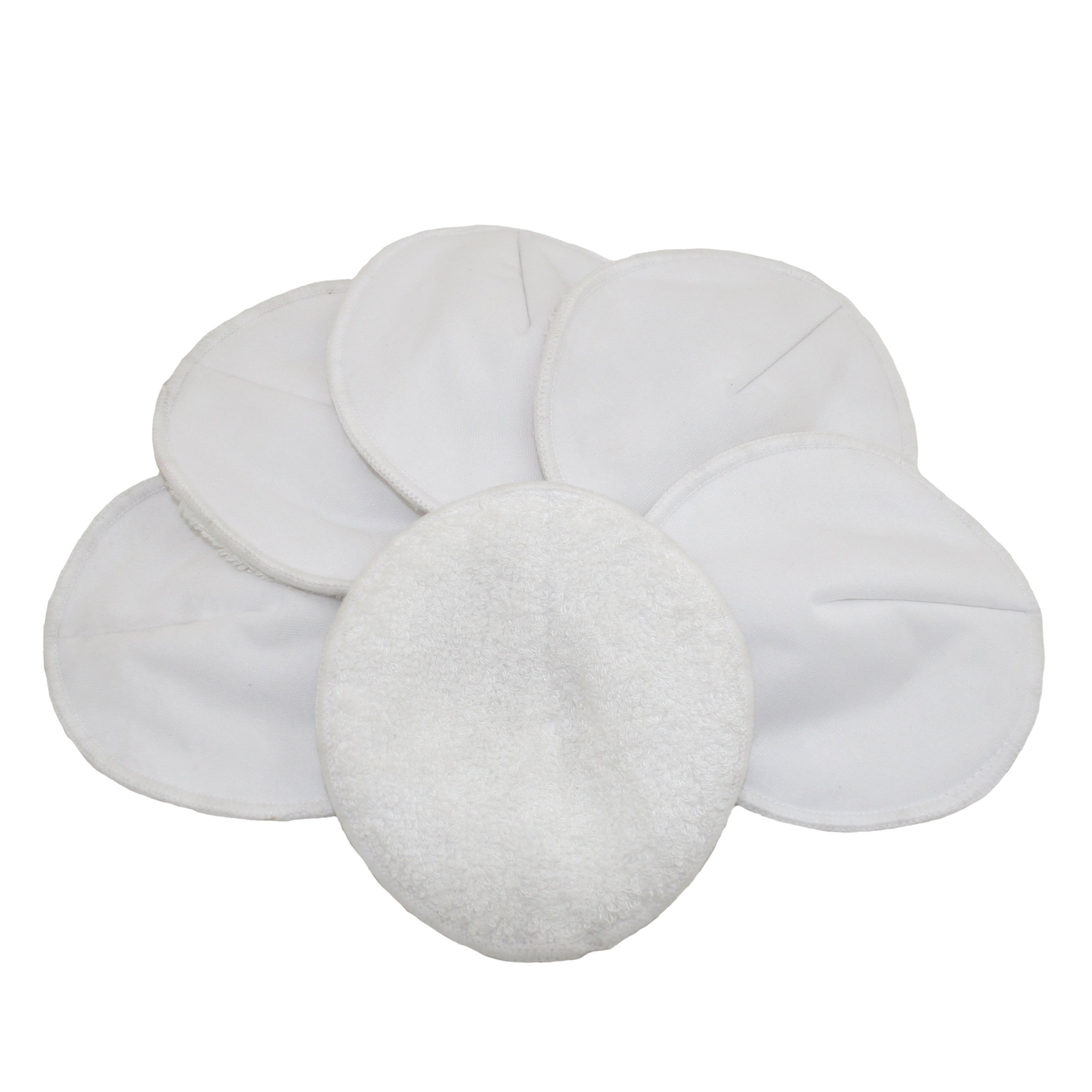 Muslinz Bamboo Cotton Breast Pads