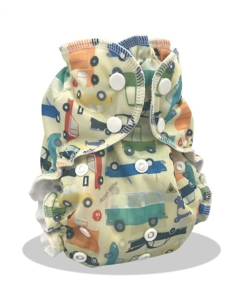AppleCheeks All-in-One Washable Nappy One-Size AIO